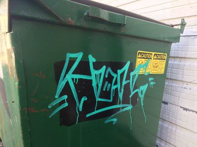 How to Remove graffiti from a metal dumpster graffiti removal spray best graffiti remover graffiti removal kit   graffiti removal products graffiti cleaner graffiti cleaning products